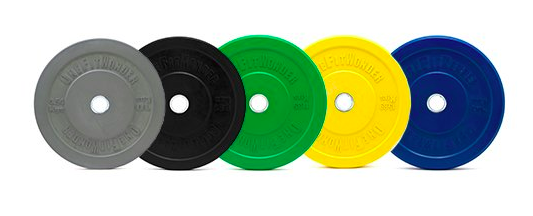 onefitwonder-coloured-bumper-plates