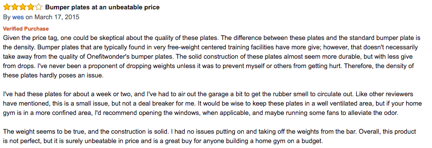 onefitwonder-solid-weight-plates-top-comment