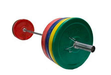troy-vtx-olympic-bumper-plates